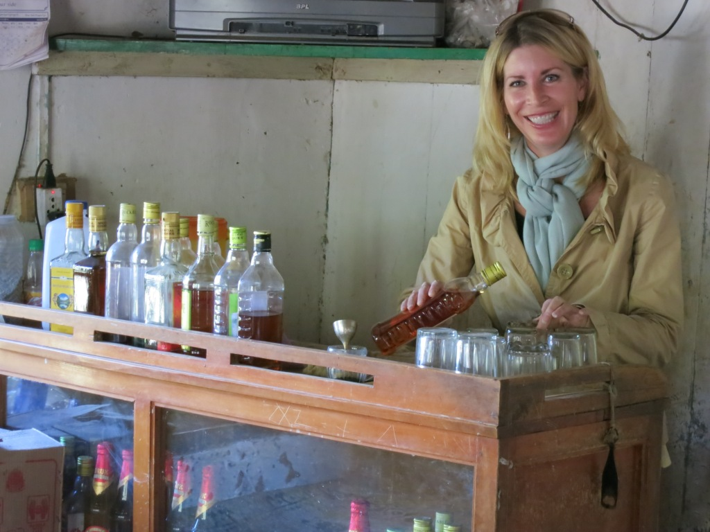 Bar in General Store