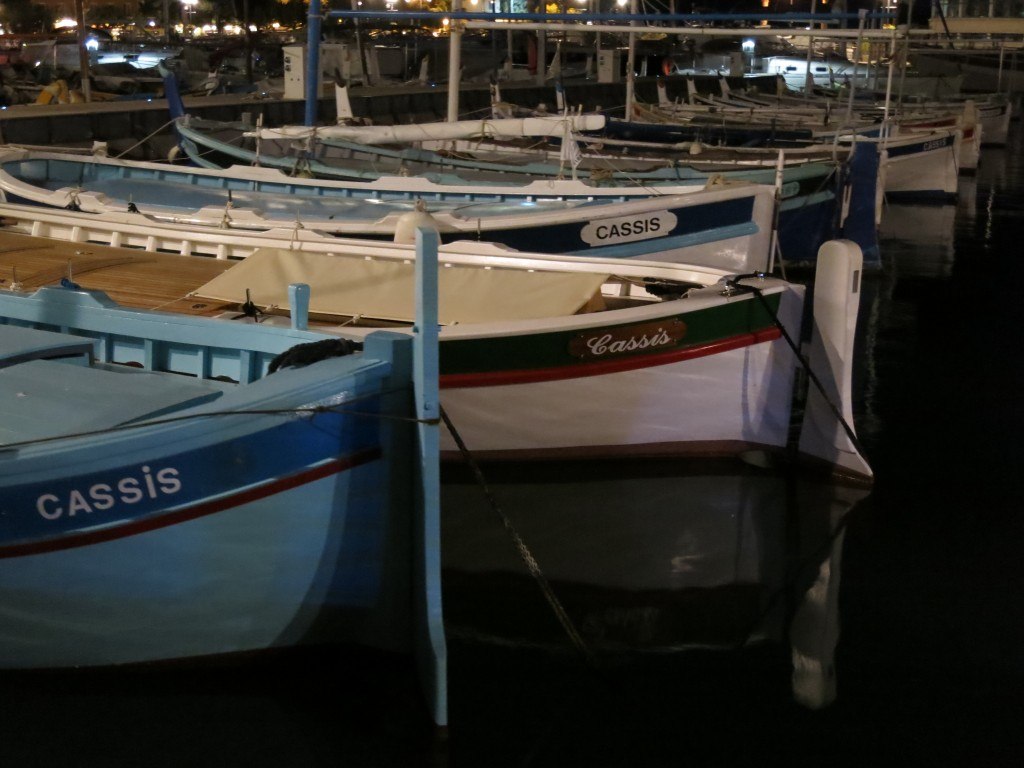 Boats in Cassis