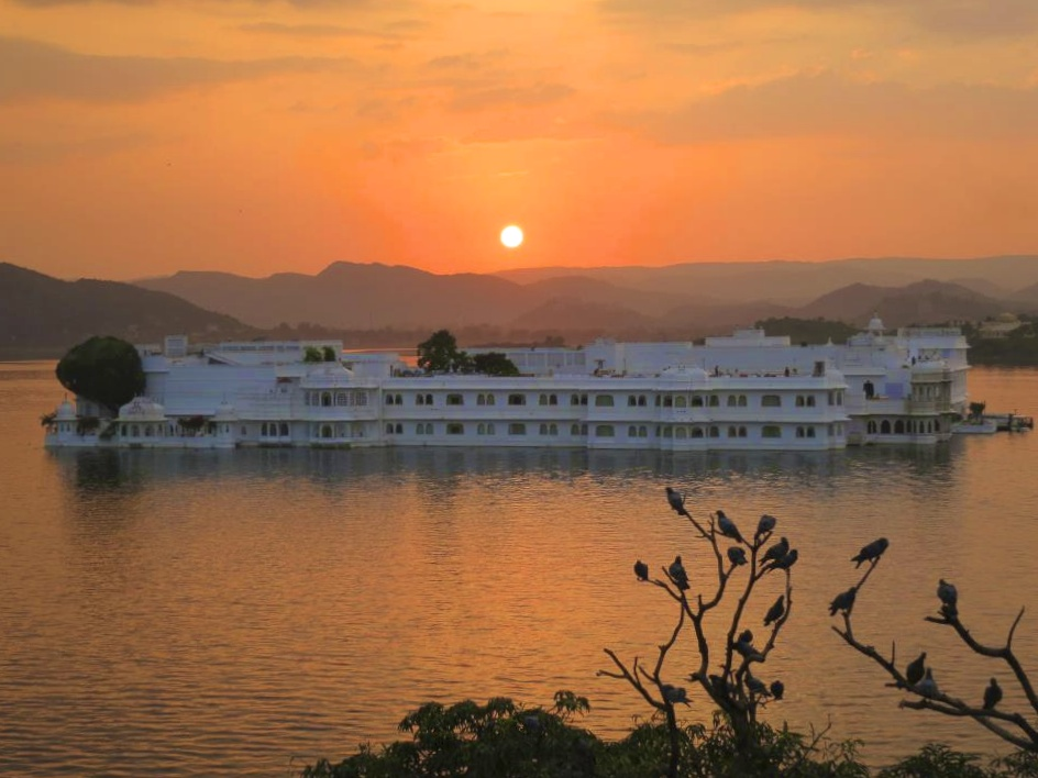 Lake Palace in Udaipur, India