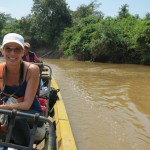 Me on the Yucuma River