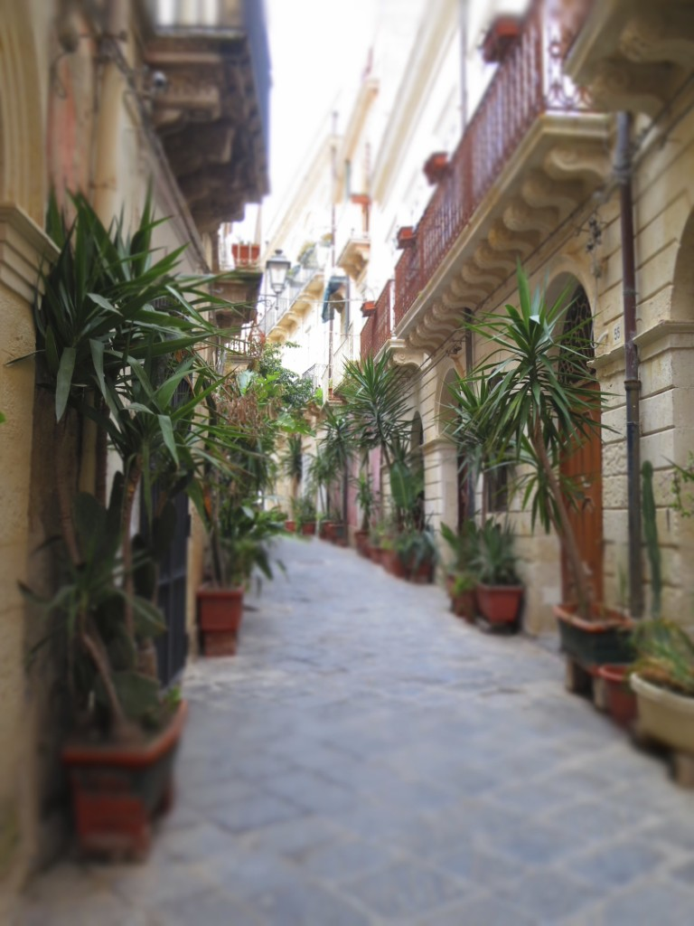 Charming Streets of Ortygia