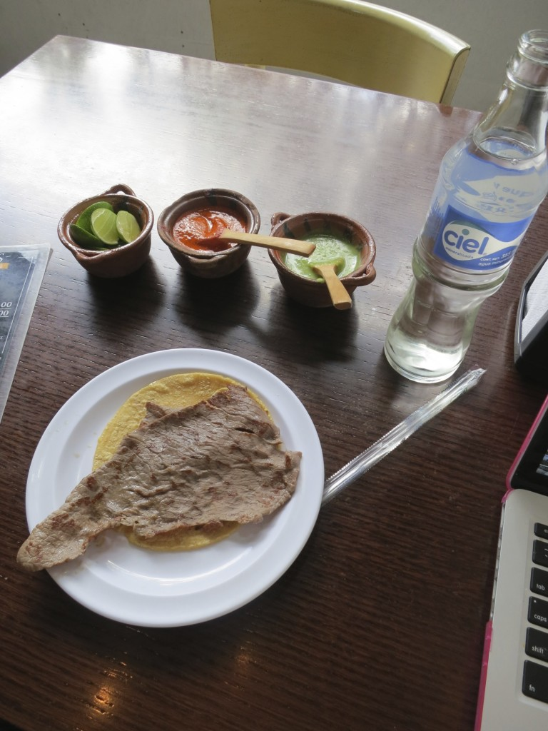 Last Meal in Mexico City
