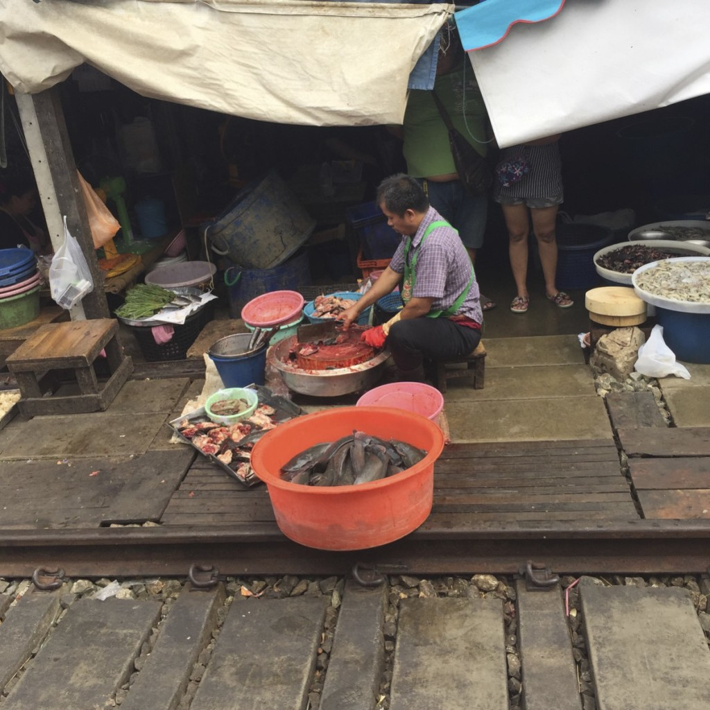 Things to do in bangkok one girl 39 s adventures for Closest fish market