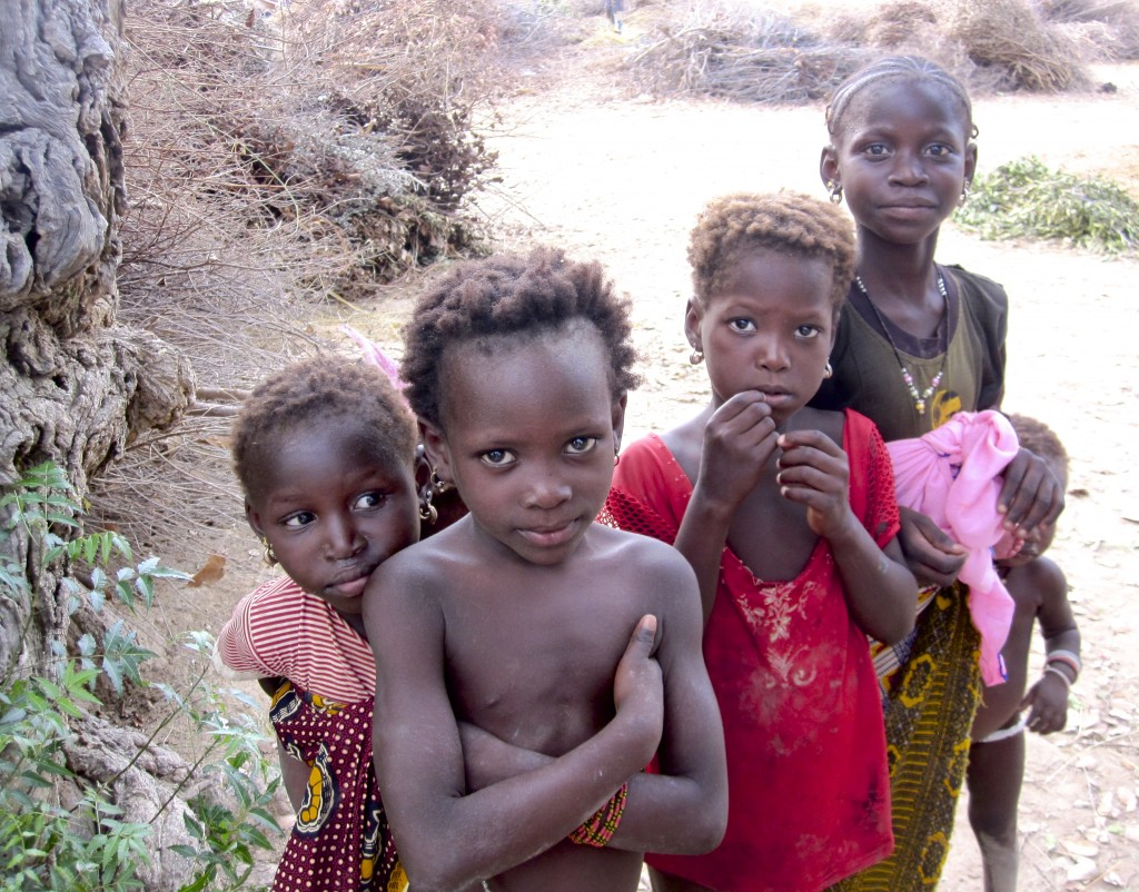 Children of Mali